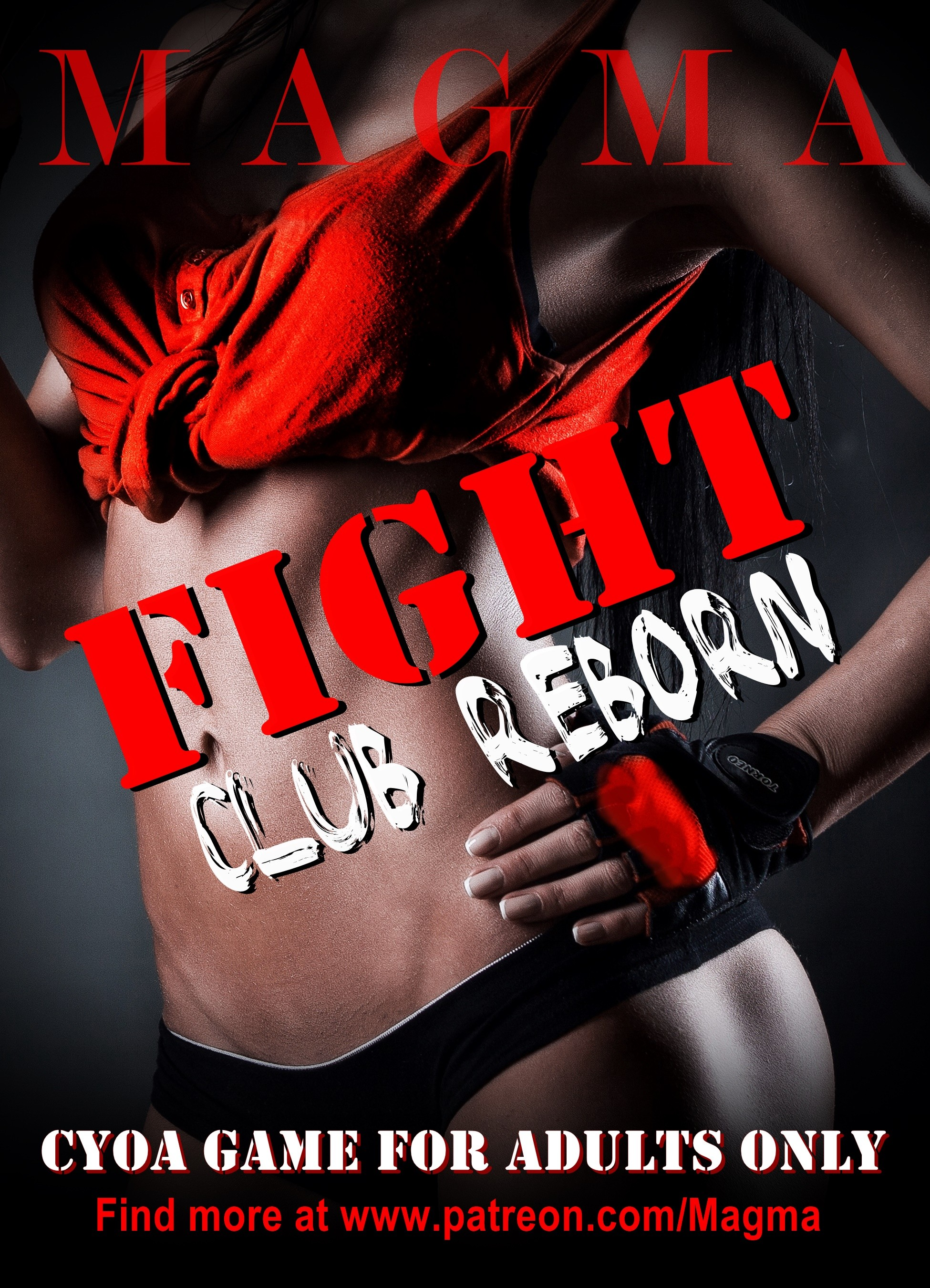 Fight Club Reborn (CHYOA Edition)