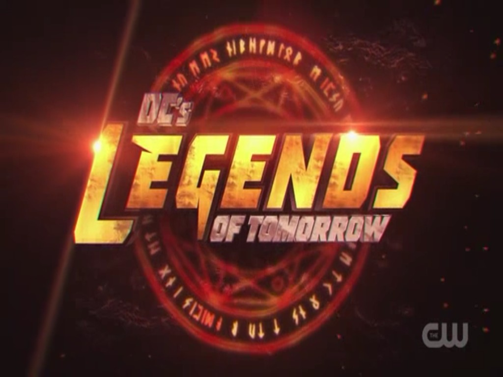 DC Legends of Tomorrow: Encountering the Son of Thawne