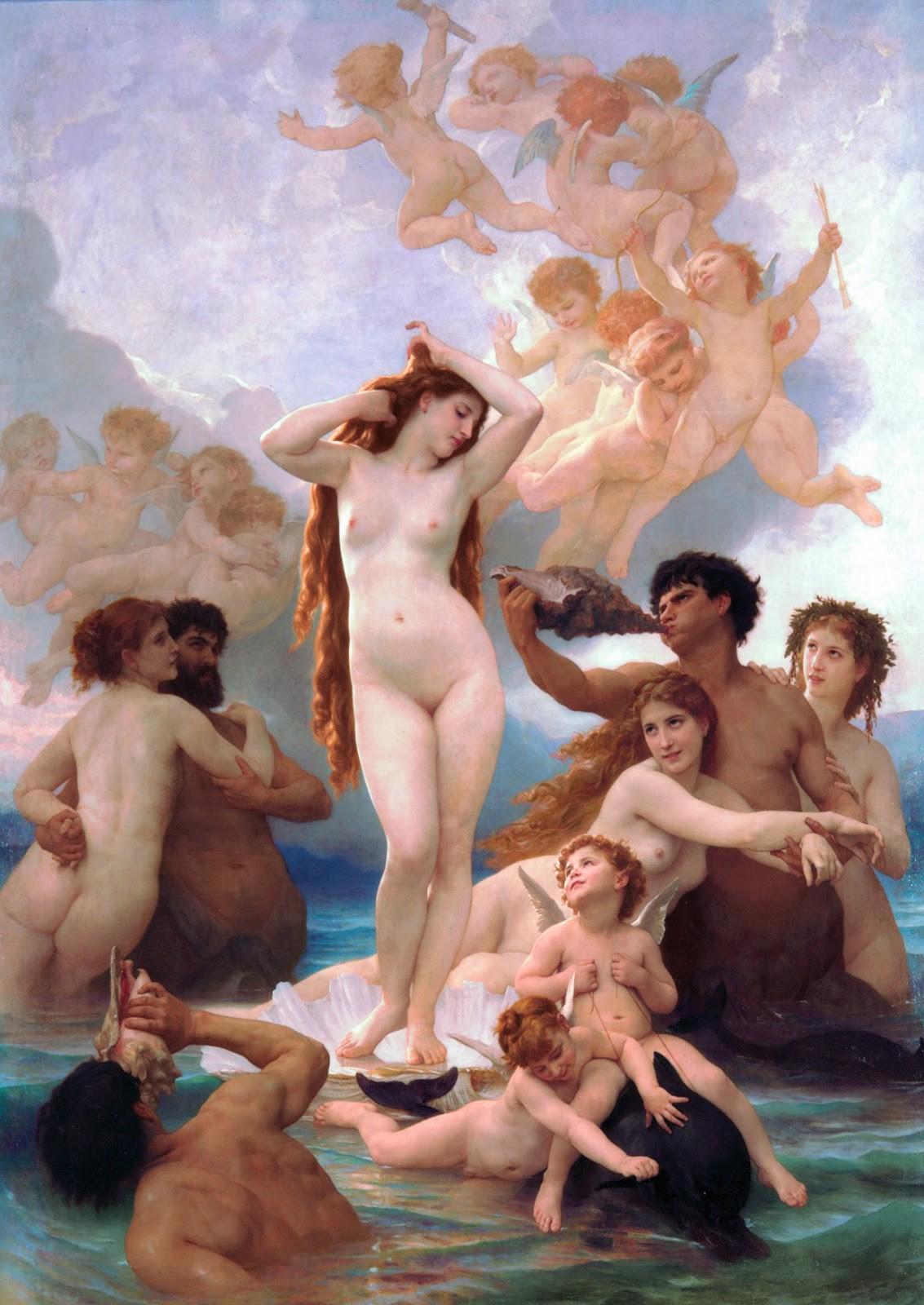 Mythology with a twist