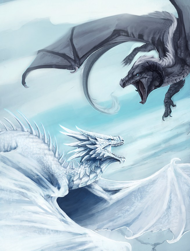 The Twin Dragons