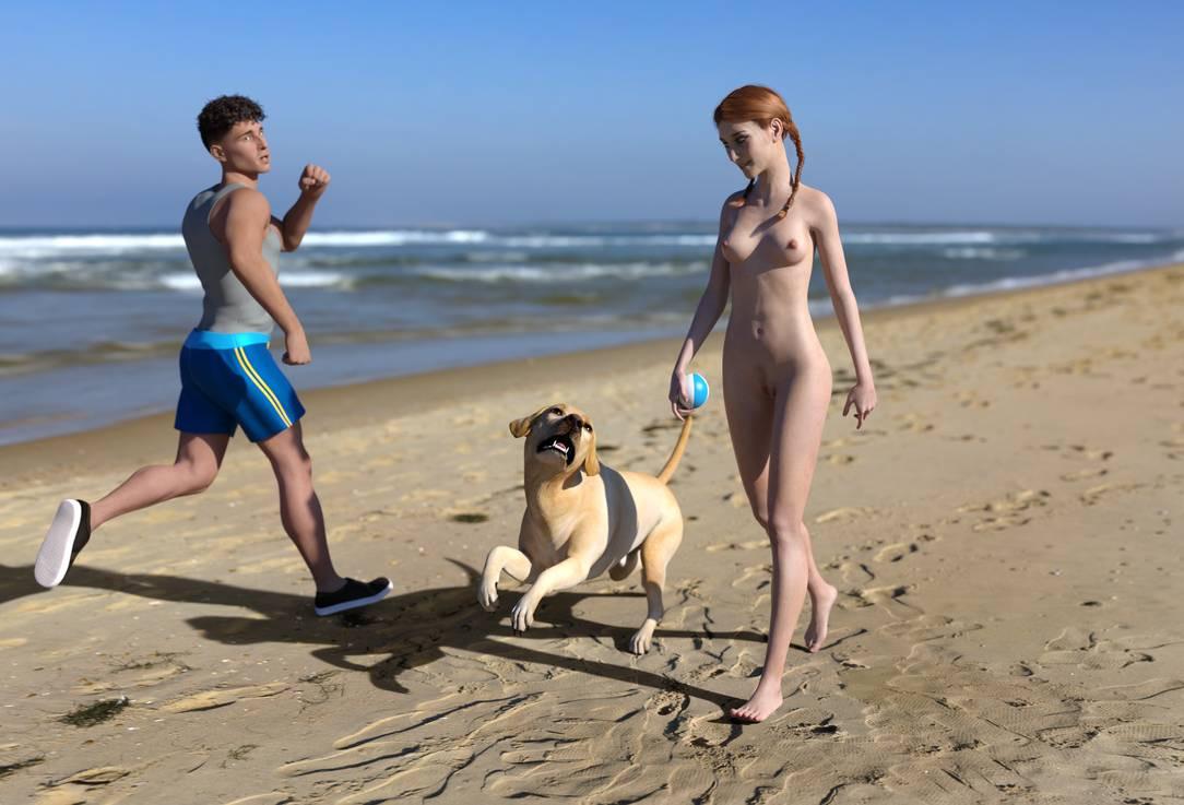 In public nudity The best