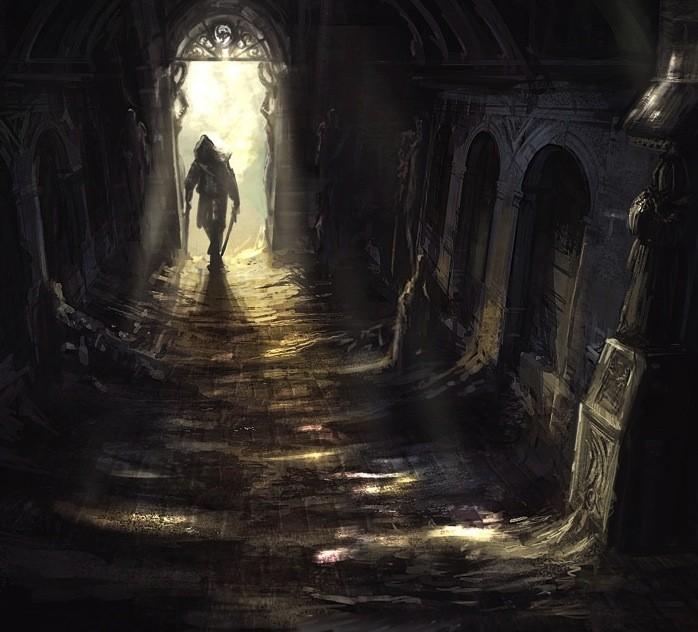 The Dark Labyrinth