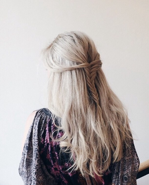 beautiful hair tumblr - 610×758
