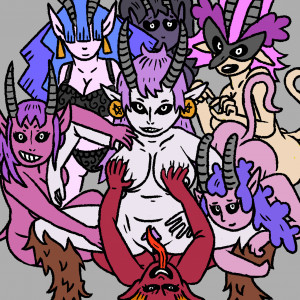 Succubi, and Other Strange Demons