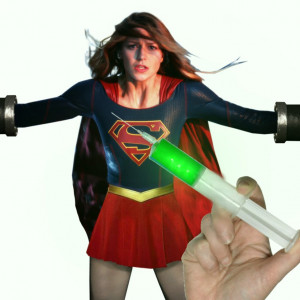 The Taming of Supergirl. (+ Other DC stories)