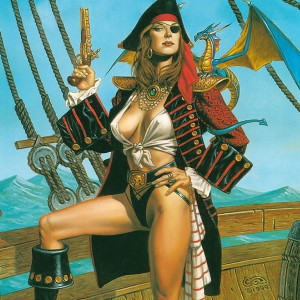 High Seas Pirate