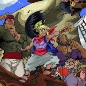 Tetra pirates forever