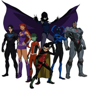 Teen Titans vs the Justice League/The Judas Contract