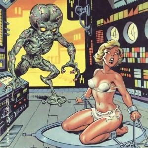 When Aliens Impregnated the World!