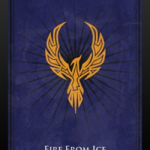 Game of Thrones: Fire From Ice