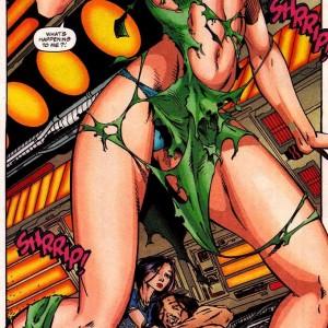 New Super Heroine