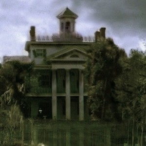 The old manor in Swamp-Point