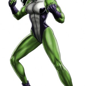 She-Hulk; Going Native