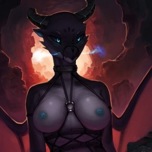 The Dragoness