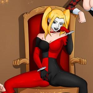 Harley's Heroine Heist