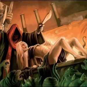 Evil Breeding Cult
