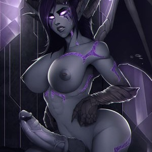 Futa demoness dominates you hardcore