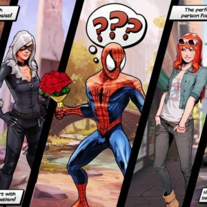 The Seductive Spider-Harem