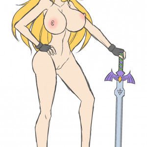 The Legend of Zelda: Breasts of the Wild