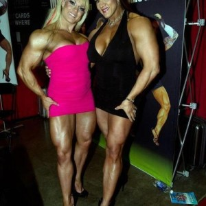 Amazon: A story of Female Muscle