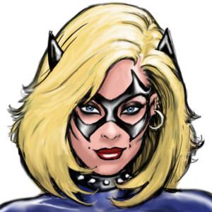 Susan Storm - Cat-Burglar