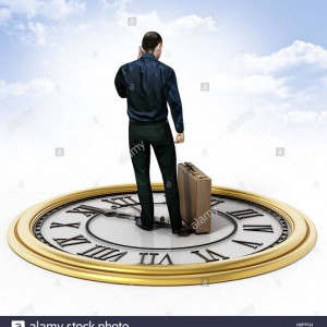 Hi I can control Time