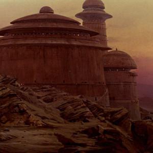 Star Wars: A Hutt's Palace