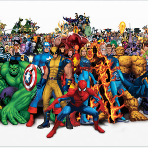 Superhero Stories (NSFW)