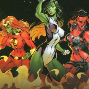 She-Hulk: Green with Envy