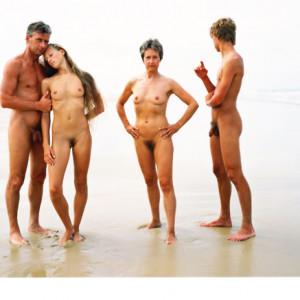 Nackt in der familie