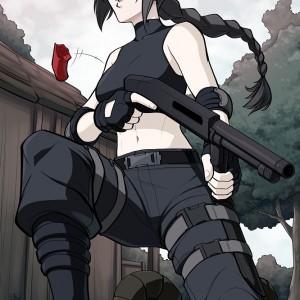 Samora the monster hunter