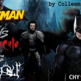 Batman Vs Dracula Vs Werewolves