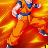 DB The god of Saiyans